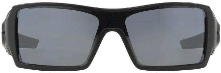 Oakley Oil Rig Men's Sunglasses - Matte Black / Black Iridium