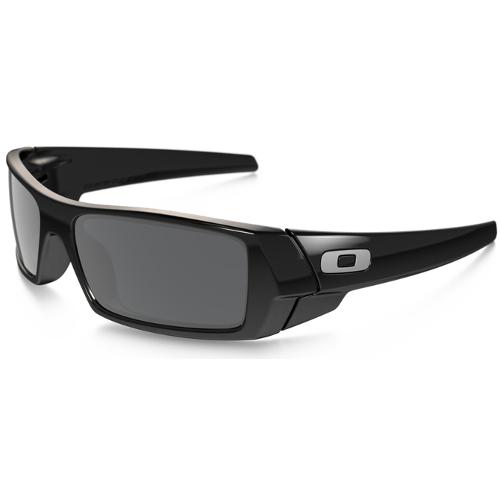 Oakley Gascan Men's Sunglasses - Polished Black / Gray 67H-F99-03/471