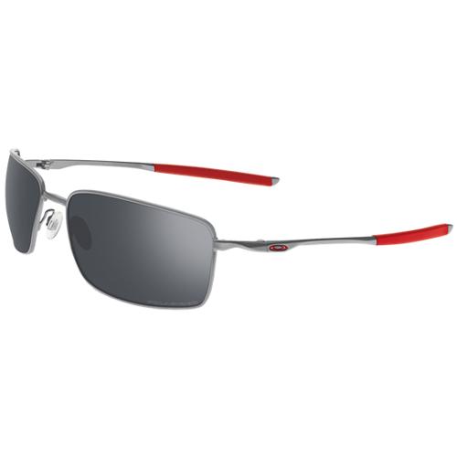 Oakley Ducati Square Wire Men's Sunglasses - Light / Black Iridium Polarized
