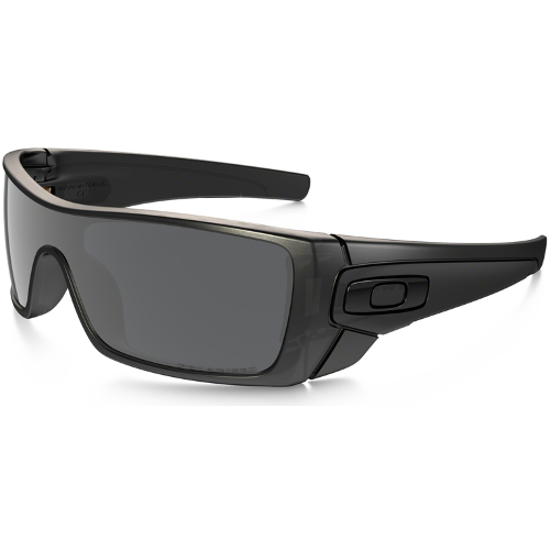 Oakley Batwolf Men's Sunglasses - Matte Black Ink / Black Iridium Polarized