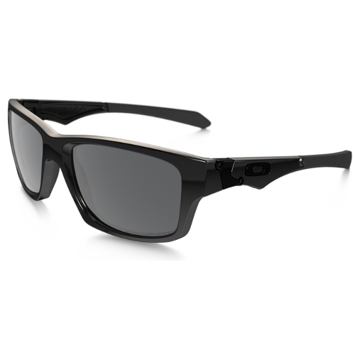 Oakley Juniper Squared Men's Sunglasses - Matte Black / Black Iridium Polarized