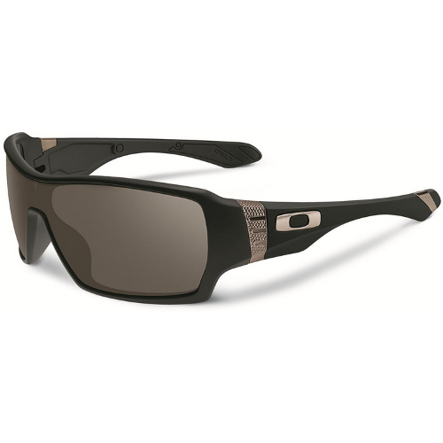 Oakley Offshoot Men's Sunglasses - Matte Black / Gray