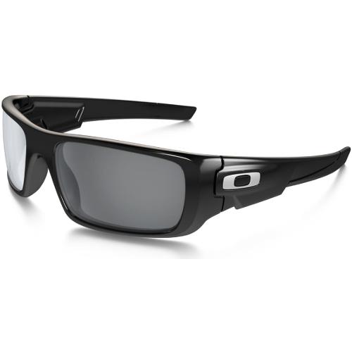 Oakley Crankshaft Men's Sunglasses - Polished Black  / Black Iridium