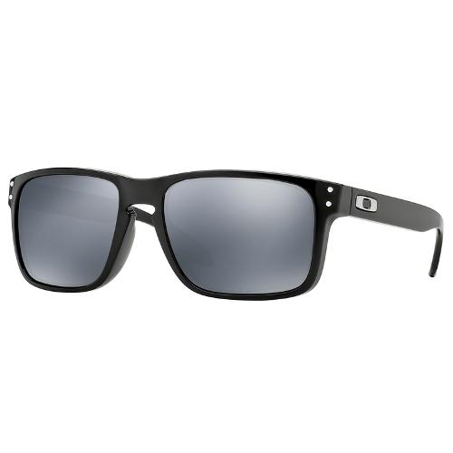 e22889fb52 Oakley Holbrook Men s Polarized Sunglasses - Matte Black   Black Iridium