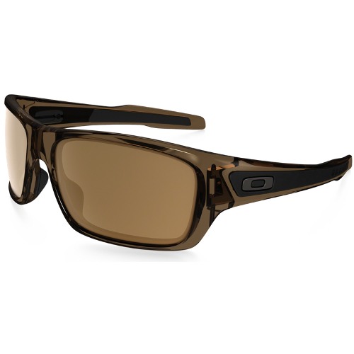 Oakley Turbine Men's Sunglasses - Brown Smoke / Dark Bronze