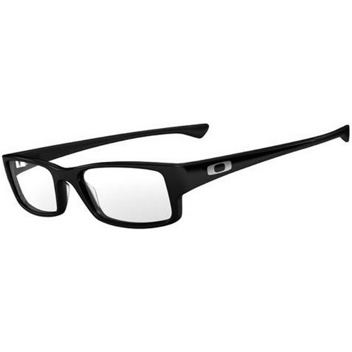 Oakley Servo Men's Eyeglasses - Polished Black