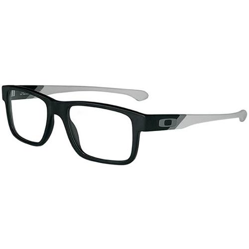 Oakley Junkyard Men's Eyeglasses - Black Grey
