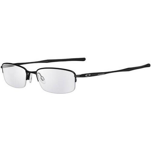 Oakley Clubface Men's Eyeglasses - Polished Black