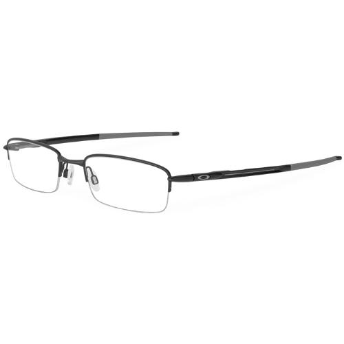Oakley Rhinochaser Men's Eyeglasses - Satin Black