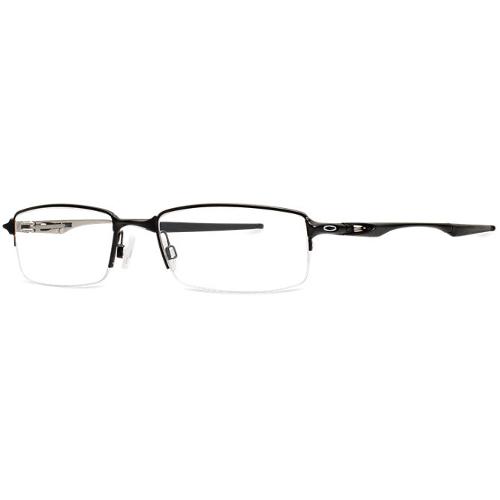 Oakley Halfshock Men's Eyeglasses - Satin Black