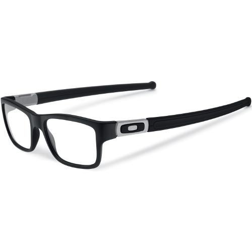 Oakley Marshal Men's Eyeglasses - Satin Black