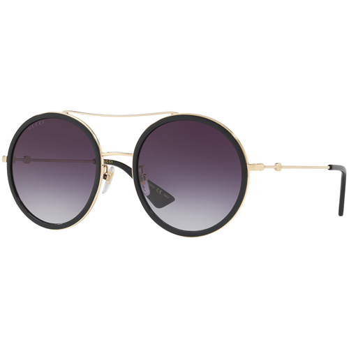 Gucci Endura Sunglasses - Gold/Black
