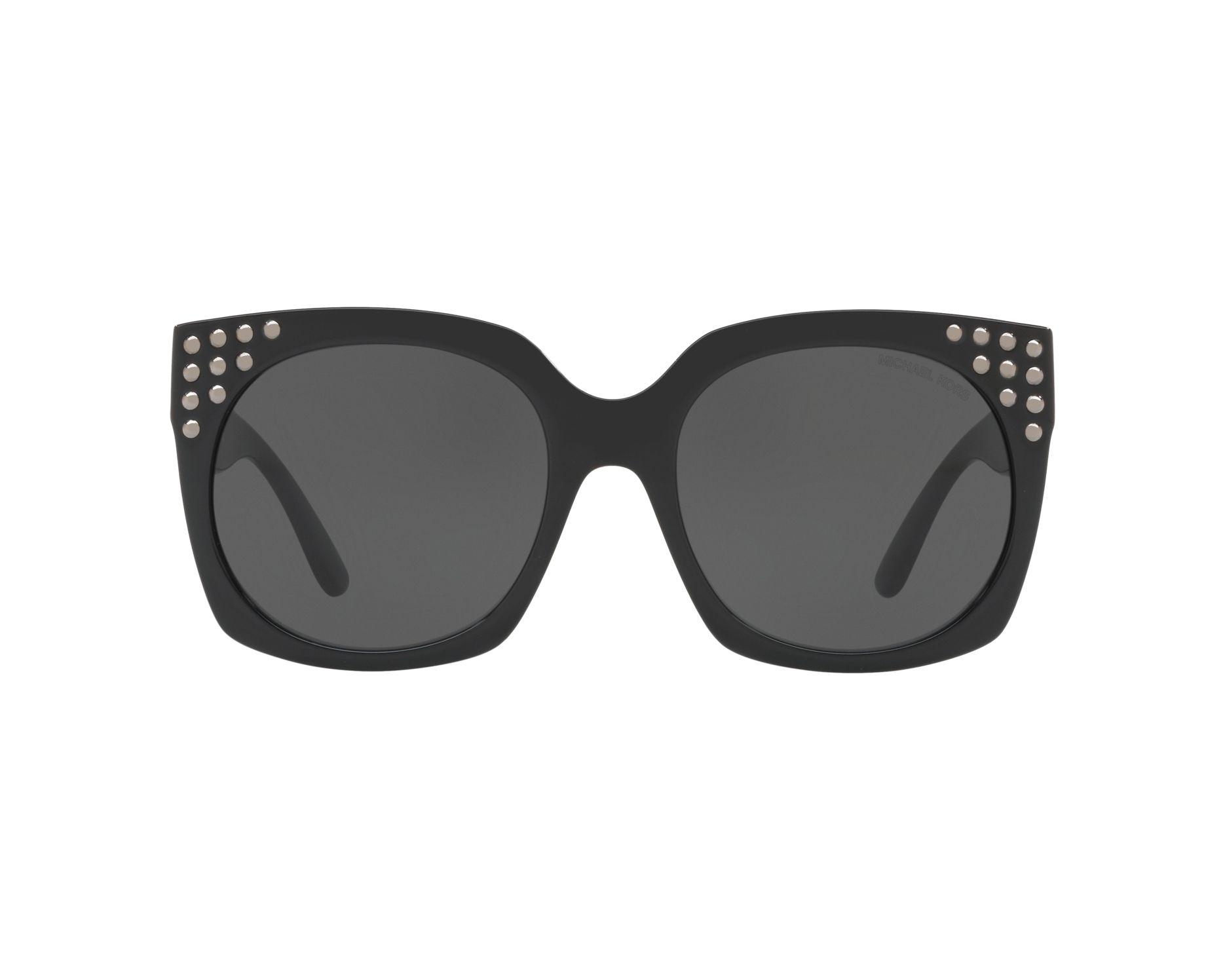 UPC 725125997638 product image for Michael Kors Destin Women's Sunglasses - Black/Grey Solid | upcitemdb.com