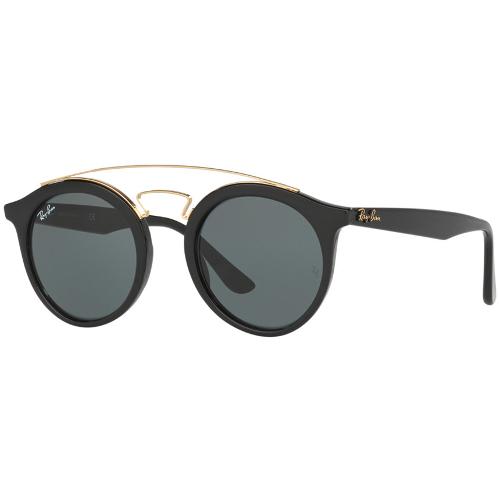 Ray-Ban RB4256 Sunglasses - Black / Dark Green