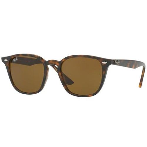 Ray-Ban RB4258 Wayfarer Sunglasses - Shiny Havana / Brown