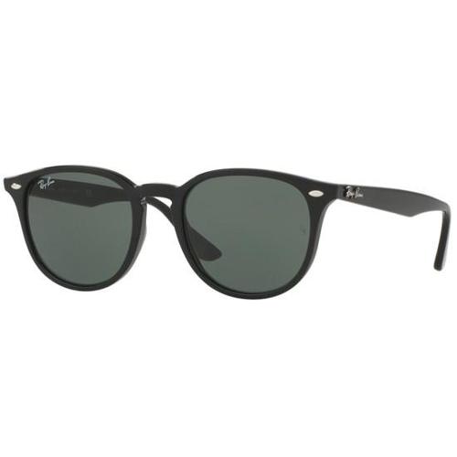 Ray-Ban RB4259 Wayfarer Sunglasses - Black / Green Grey