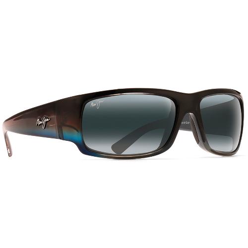 Maui Jim World Cup Sunglasses - Marlin / Neutral Grey 67W-L26-266/03F