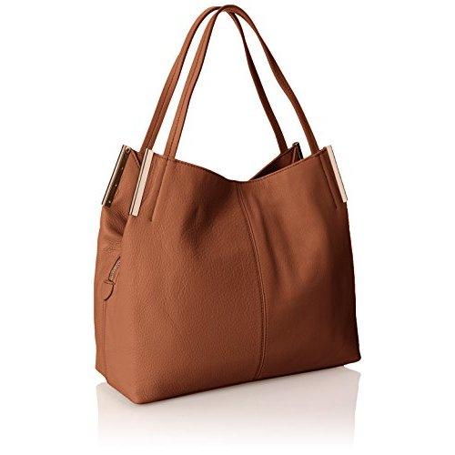 Vince Camuto Tina Tote Bag - Brandy