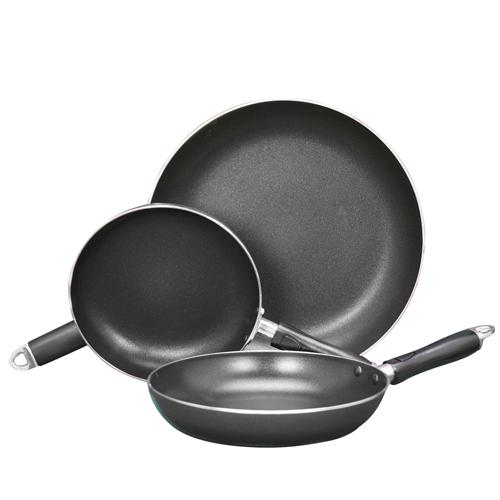 3pc Aluminium Frying Pan Set