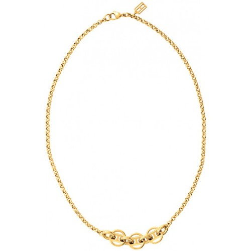 Tommy Hilfiger Classic Signature Necklace - Gold