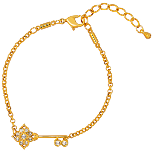 More to Adore Symbolic Key Bracelet