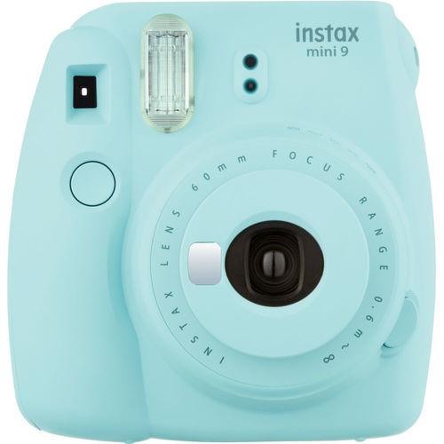 Fujifilm 4U1645 Instax Mini 9 Instant Camera - Ice Blue