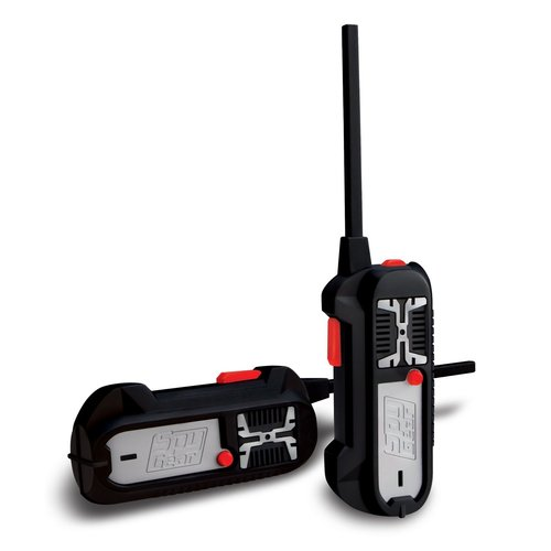 Spin Master Spy Gear Field Agent Walkie Talkies 12G-P94-6021650