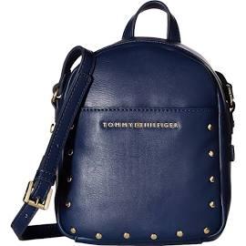 Tommy Hilfiger Betty Mini Backpack Crossbody - Tommy Navy