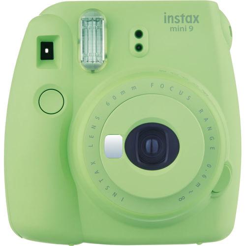 Fujifilm 4U1646 Instax Mini 9 Instant Camera - Lime Green