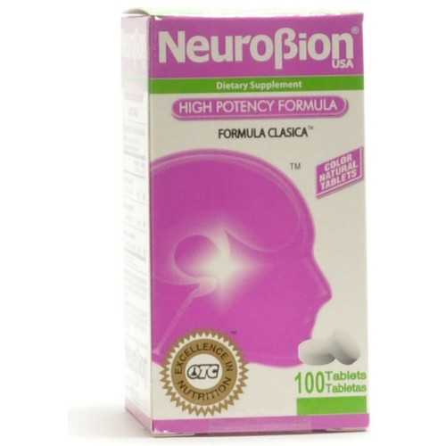 NeuroBion Energy Supplement 100 Tablets