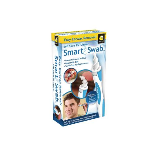 As Seen On TV Smart Swab Ear Cleaner 77V-N67-108176