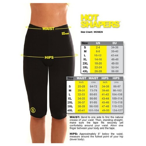 As Seen on TV Hot Shapers - 2XL
