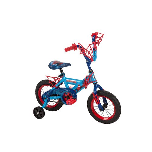 Huffy Spider-Man 12-Inch Bike - Blue/Red 12B-796-22987
