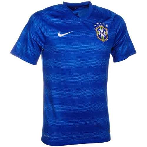 Nike Brazil World Cup 2014/2015 Youth Away Jersey - Small 79T-M78-575299493S