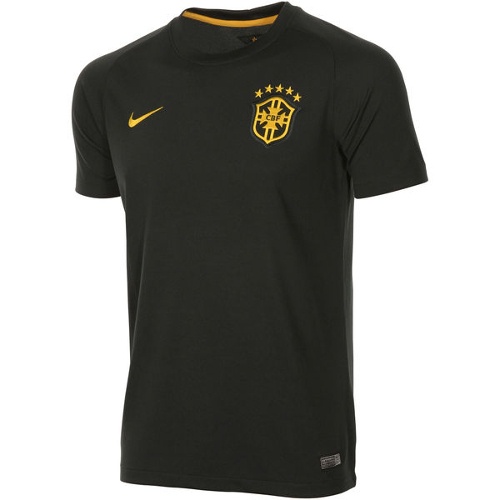 Nike Brazil Third 2014/15 Youth Performance Jersey - Large 79T-M78-575301337L