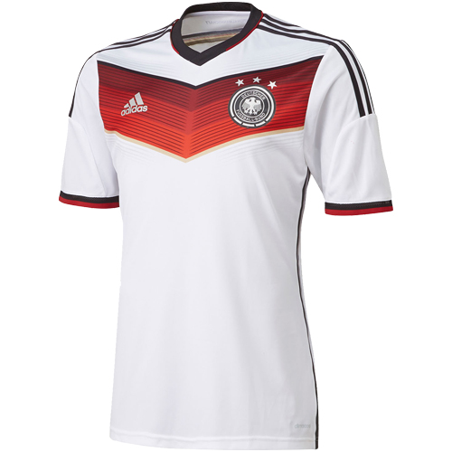 Adidas Germany Home Jersey World Cup 2014 79T-M78-G87445S