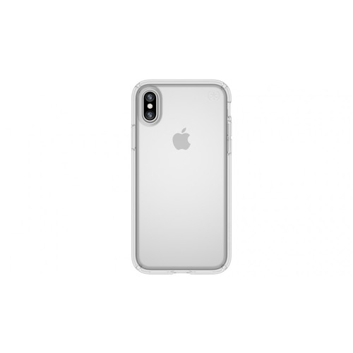 Speck Apple iPhone 8 Presidio Grip Case - Clear/Clear