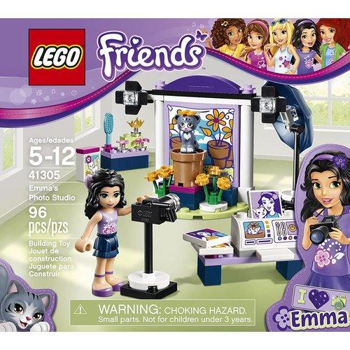 Lego Friends Emma's Photo Studio