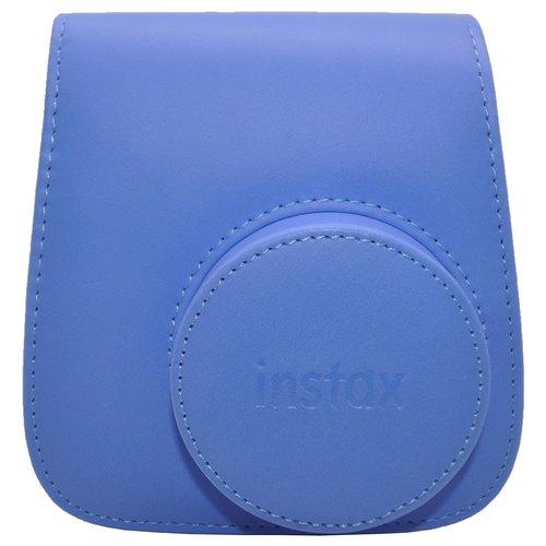 Fujifilm Instax Mini 9 Groovy Camera Case - Cobalt Blue