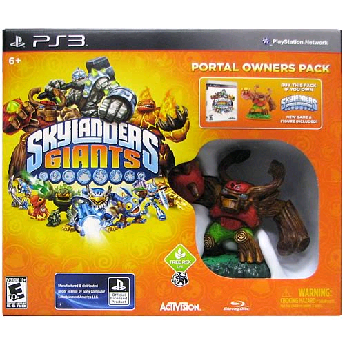 Skylanders Giants Portal Owners Pack Videogame - PlayStation 3 08L-G58-84476