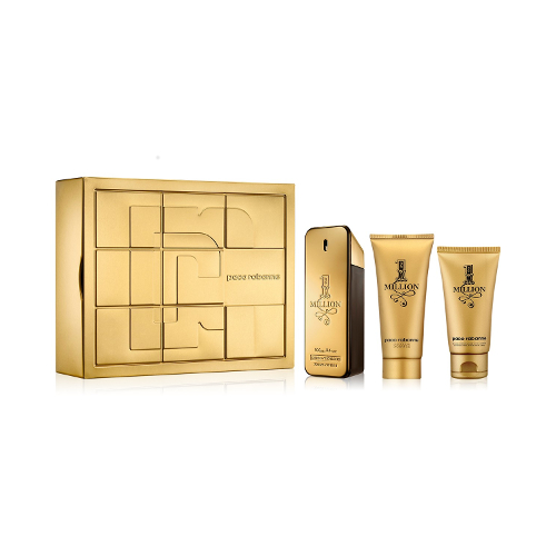 EAN 3349668559343 product image for Paco Rabanne 1 Million Men's 3-Piece Gift Set | upcitemdb.com