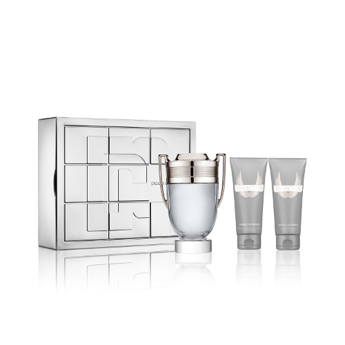 EAN 3349668559466 product image for Paco Rabanne Invictus Men's 3-Piece Gift Set | upcitemdb.com