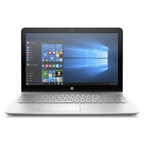 HP ENVY HPNV15AS120N Touch-Screen Notebook 15.6 / 12GB RAM / 256GB HDD / Intel Core i7-7500U 2.7 GHz - Natural Silver