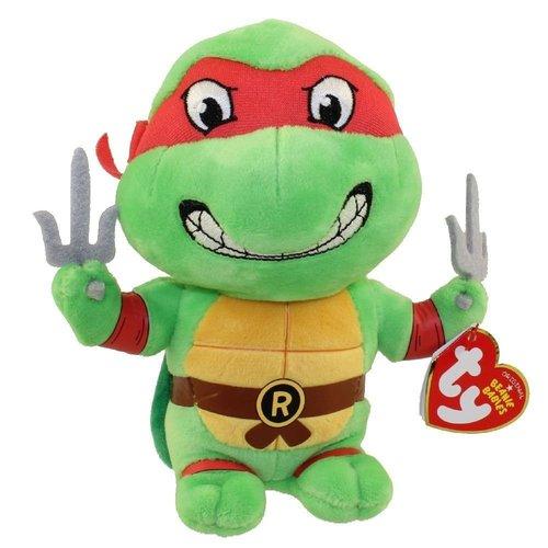 Ty Teenage Mutant Ninja Turtles Regular Raphael Red Mask 12P-DOE-41184