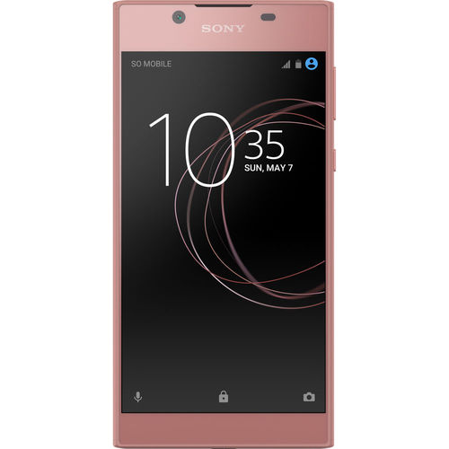 Sony Xperia L1 Smartphone / 2GB Unlocked - Pink