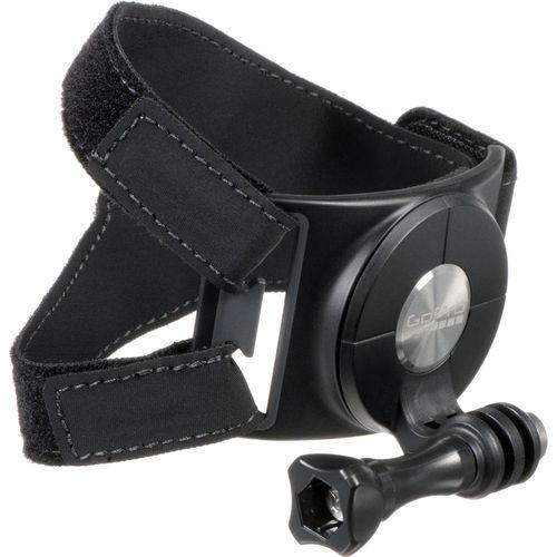 Gopro Hero Action Camera 360 Hand Wrist Strap Band Mount Holder - Black