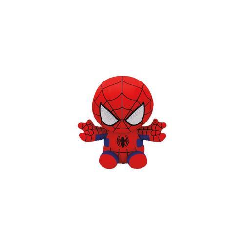 """TY Spiderman Marvel Medium 13"""""""" Stuffed Animal Toy"""" 12P-DOE-96299"""