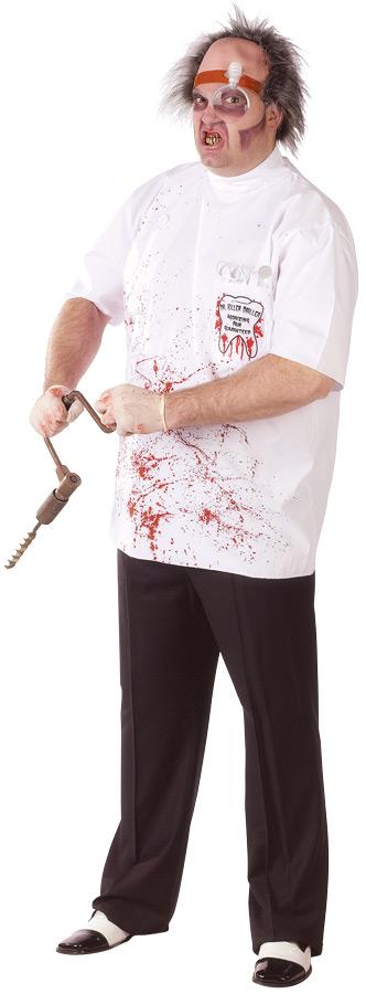 Dr Killer Driller Adult - Plus Size 002FZ00392