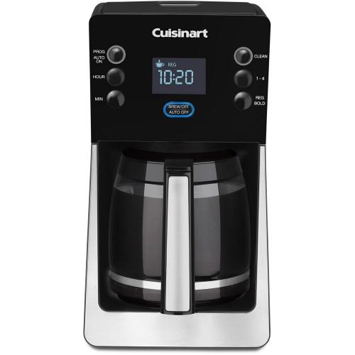 Cuisinart Perfec Temp 14-Cup Programmable Coffeemaker - Black 000ZO0032E