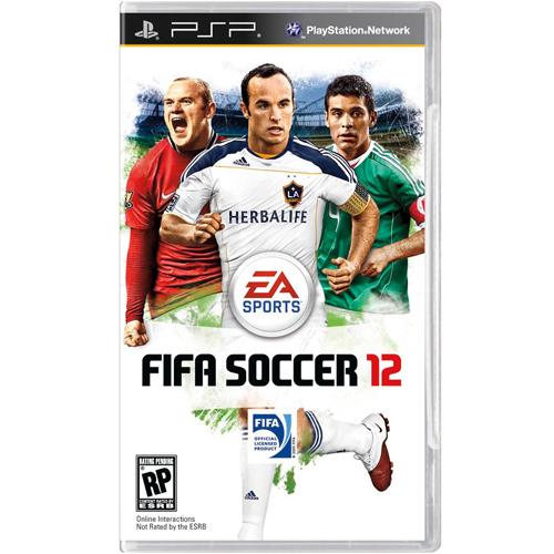 FIFA Soccer 12 - PSP